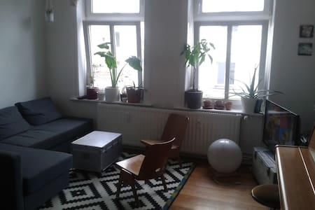 Kleine Wohnung für zwei - Altbauflair in Altona - Hamburg - Apartment
