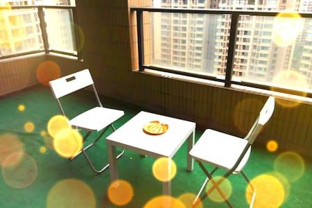 高新区伊藤、世豪瑞丽、大源中央公园旁边、温馨单间,独立阳台(5KM内可免费接送) - Apartment