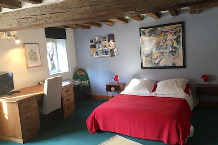 Bed and breakfast centre Senlis - Byhus