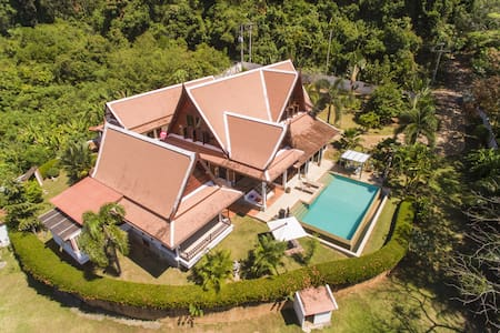 Gorgeous thaie house-4 Bedrooms - Haus