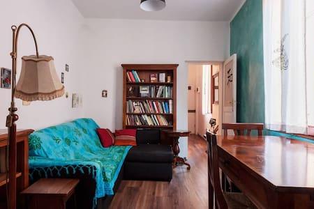 Centralissimo walnut and cherry furniture handmade - Bologna - Wohnung
