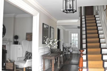 1822 Berkshire House in New England - Lee - Haus