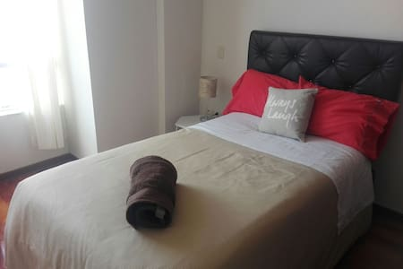 Cozy Single Room + Shared Bathroom - Cusco - Apartment