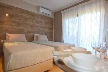 Fully equipped luxurious studios in Kallithea - Kallithea - Condominium