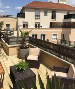Duplex Villa sur les toits - Wohnung