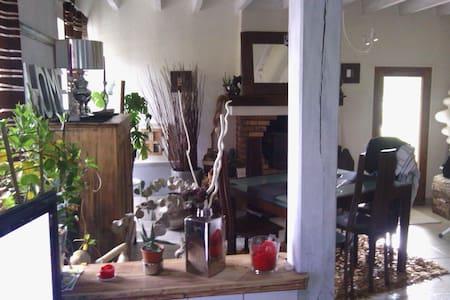 Petite maison accueillante - Chareil-Cintrat