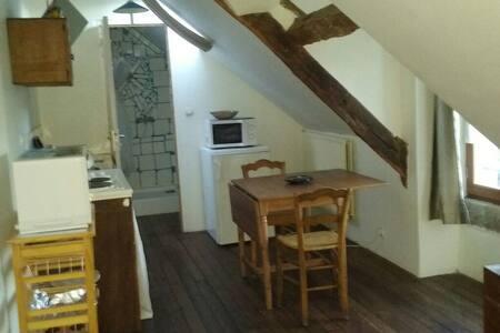 joli studio ds quartier historique - Haus