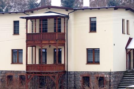 Dom Wrzosówka (The Heather's Haus) - Talo