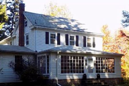 Pocono Farmhouse on 5 Acres - House