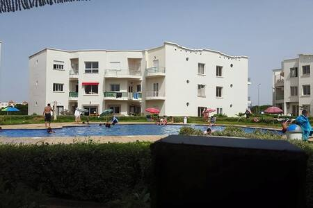Sidi Rahal Plage Magnifique - Appartement