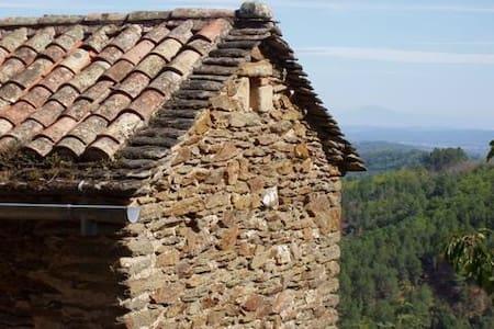 Amazing View Cevennes National Park - Peyremale - Haus