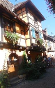 gîte de charme sur les remparts - Eguisheim
