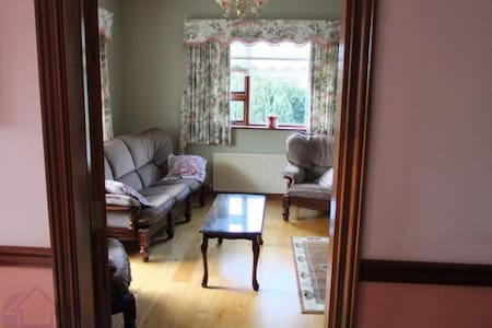 Comfortable Home in Prime Location. - Galway - Apartment