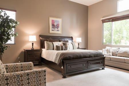 Luxurious Private Master Suite - Las Vegas - Haus