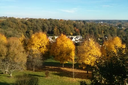The view - Montrichard - Apartment