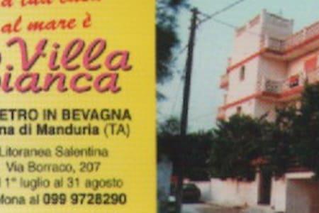 Villa Bianca - Wohnung
