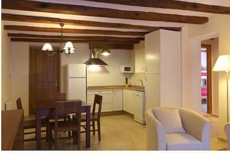 apartamentos muy confortables - Fuentespalda - Pis