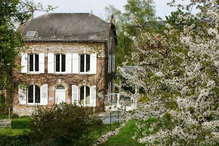 Chambres d'hôtes Vers l'Aisne - House