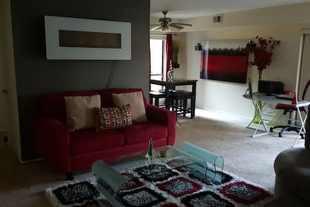 COVERED PARKING N DOWNTOWN COLUMBIA - Apartamento