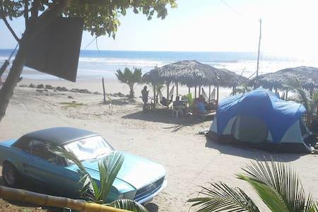 Tent on the Beach of Santa Elena - Simón Bolívar - Teltta