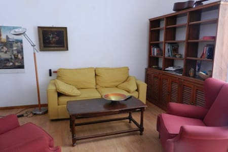 Vucciria Bohemien - 70 mq - wi fi free - Palermo - Wohnung