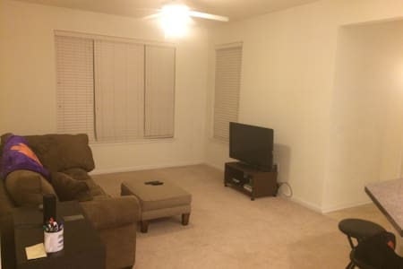 1 Bedroom Apt. in Gated Community w/ private entry - Greenville - Apartment