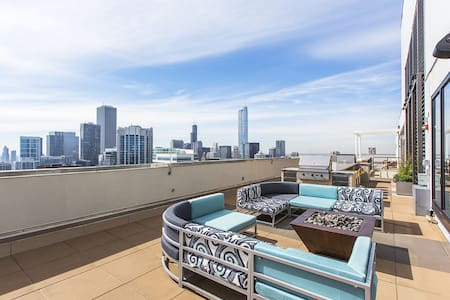 Michigan Ave. Full 1Bd Apt w/View