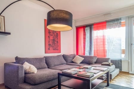Geneva Attractive Central 2BR Apartment - Carouge - Wohnung