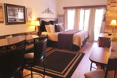 Cozy Fireplace/King Bd, Kitchentte-Prospectr Ldge! - Park City - Appartement en résidence