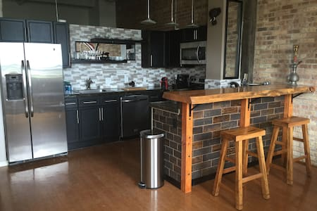 Private apartment downtown Milwaukee - Milwaukee - Condominium