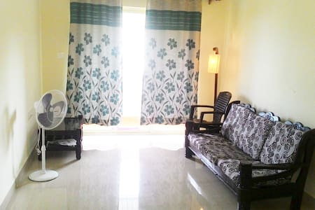 Furnished 1 BKH Near the Airport and Beach - Dabolim - Apartment
