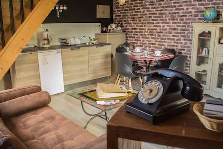 Duplex a 2 pas de Rouen - Montville - Bed & Breakfast