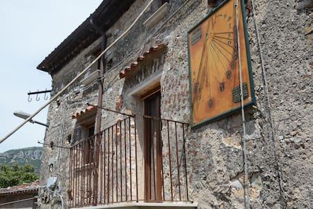 Casa centro storico Morigerati golfo di Policastro - Casa