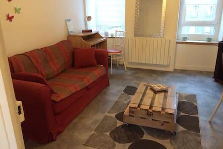 Appartement - découverte de la baie de St Brieuc - Byt