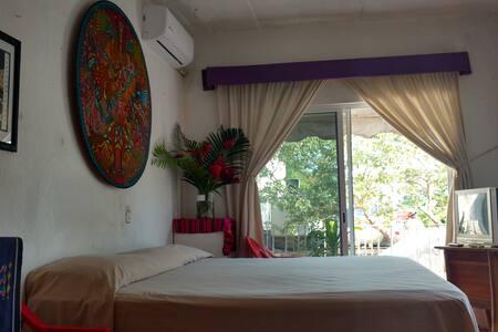 A/C Nice room near the ocean - Bucerías