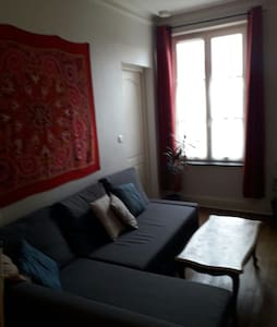 Appartement Nancy Centre - Wohnung