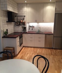 Heart of Linnestaden - Gothenburg - Apartment