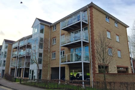 Luxury Two Double Bedroom Apartment - Luton - Apartment