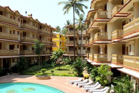 Elegance By Inspire Serviced Apartments, Goa - Apartemen