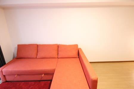 Penthouse near Nishiki and Teramachi Downtown! り八二 - Kyoto - Apartment