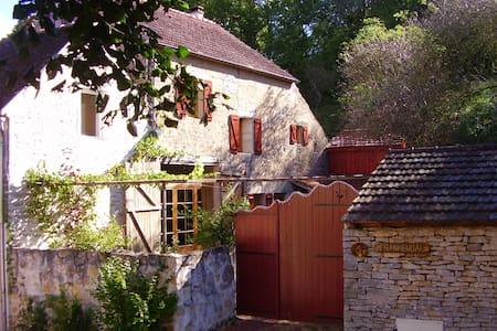Grange Le fil Rouge - Maison