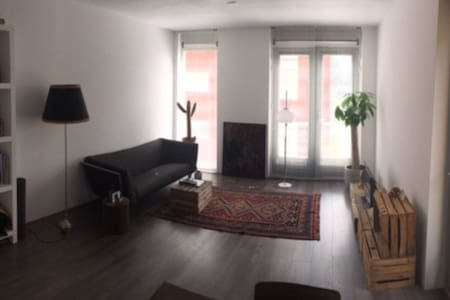 Clean and big two person apartment - Apartment