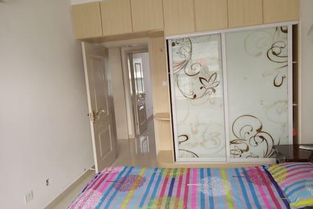 靠近泰山2室2厅三合御景园小区 - Tai'an - Wohnung