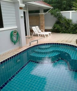Koonsuk 2 (Pool Villa) - Bang Sa-re - Talo