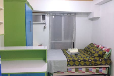 Affordable, Secured and Clean Condo - Wohnung