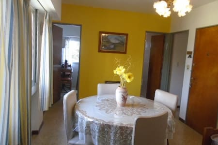 Depto Av Principal a 100mts Mar - Appartement