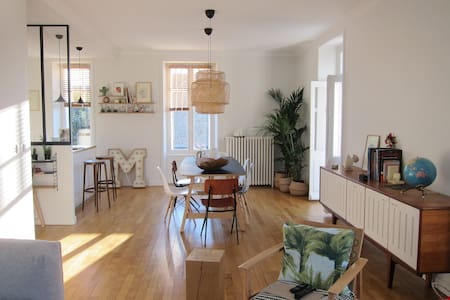 //Charming 3rooms renovated, 350m from the beach// - Dinard - Wohnung