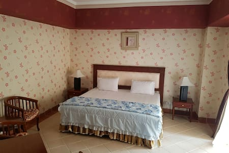 Marbella Anyer 1BR Deluxe D'Best - Apartament