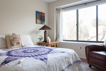 Lovely Doylestown Private Bedroom - Kondominium
