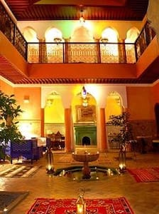 Riad Lakhdar - Bed & Breakfast